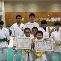 Takahama Spring friendly Judo Match