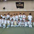 Takahama Autumn friendly Judo match